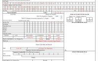 TDS Challan Excel Format
