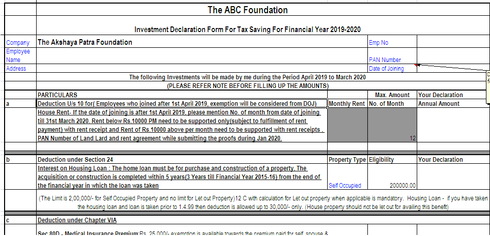 income tax slab for ay 2019-20 pdf download
