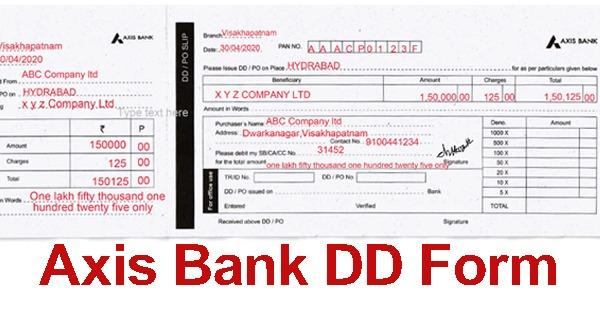 internet banking form axisbank